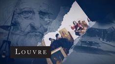 """Musée du Louvre.   Mystérieux teaser #24HavecVinci à l'#AuditoriumLouvre le 19-20 #septemble ► @Fnac @20Minutes"""""""