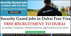 Security Guard jobs in Dubai with free visa. Burj Khalifa is offering Accommodation + Transportation + 30 Days Paid Annual Leave + Flight Ticket in Every 2 Years + Medical