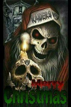 Raiders Christmas