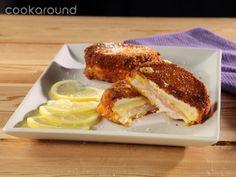 Cordon bleu di petto di pollo | Cookaround