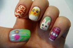 Elegant nails patterns that will leave breathless 0989b__nail-art-desi