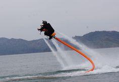 jetovator- the new water bike awesommmeee!!!  enpundit-1