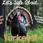 This non-fiction turkeys unit is sure to grab and keep your students' attention! This unit is jam-packed with information on turkeys, such as general information about turkeys, offspring, habitat, features, history, predators, Turkeys vs. Chickens, and Turkey Trivia! $