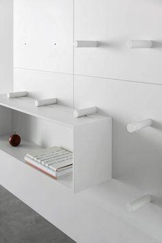 Dots bookshelf system