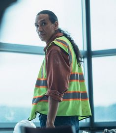 "Michael Greyeyes on Instagram: ""Tonight was the finale of a show that I'm deeply proud of: I Know This Much Is True @hbo I've watched this show for the past six weeks…"""