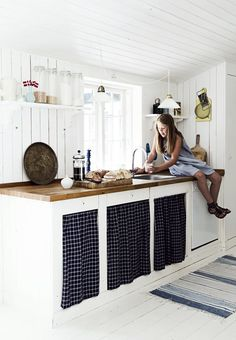 Tadelakt Kitchen By Moredesignes