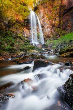 Melincourt Waterfall, Melincourt. Neath, Port Talb by Joe Daniel Price on 500px