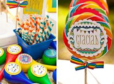 Fiesta Party styled by @Maria Canavello Mrasek Salas Social with printables from Love The Day! #fiesta #printables
