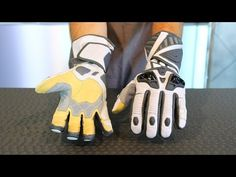 Icon Hypersport Pro Long Gloves from Motorcycle-Superstore.com