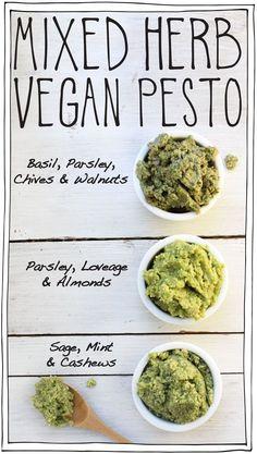 #plantbased #pesto #recipes