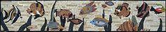 Mosaic Designs- Asian arowana