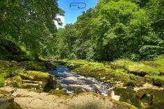 The Strid in HDR by Khalid_Fineza  Details