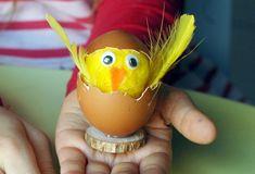 Petit poussin de Pâques | Jouonsensemble.fr