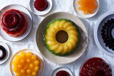 #food Let's Revitalize Jello—With Fresh Fruit and Fresh Perspective #foodie