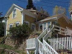 Old Colorado City homes Colorado | historic homes