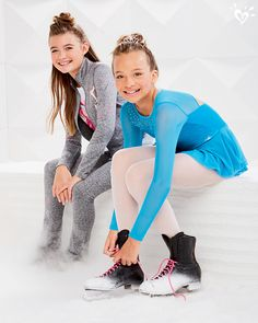 Just about now, the prettiest ensembles for her time on the ice glide into the spotlight. Get them only at shopjustice.com.