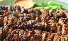 Beef Satay – You Should Warn Your Tongue
