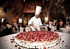 Italian Wedding Cake !!! Millefoglie with berries for Wedding in ...