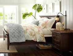 1000 Images About Coastal Bedrooms With Dark Furniture On Pinterest Bahama Breeze West Palm