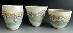 Thrown stoneware