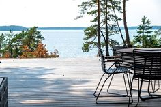 Dark Grey Houses, Garden Pool, Cabins In The Woods, Beach House, Cottage, Exterior, Outdoor Decor, Dreams, Terraces