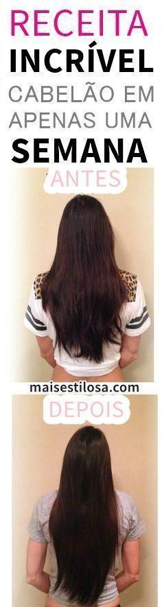COMO FAZER O CABELO CRESCER EM APENAS UMA SEMANA. Técnica incrível que funciona e é totalmente caseira; Big And Beautiful, Box Braids, Diy Hairstyles, Hair Hacks, Hair And Nails, Hair Inspiration, Afro, Beauty Hacks, Hair Beauty