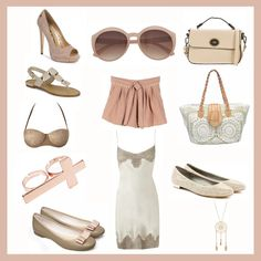 """""""Fashion lays claim to the #nude look too. Check out our #shopping tips to stay ahead with the """"Perfect Nude"""" trend. http://www.livecoiffure.com/en/posts/22898-shopping-ideas-perfect-nude"""