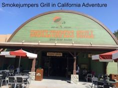 Review of the Smokejumpers Grill at California Adventure