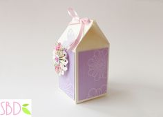 Tutorial: Scatoline del latte - Milk Carton DIY by SweetBioDesign