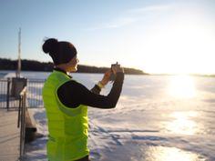 Juoksija- valmistaudu juoksemaan myös talvella!