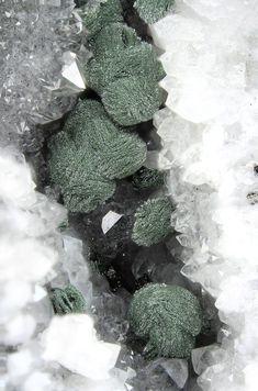Rare Tungstibite on Quartz matrix - Clara Mine, Wolfach, Black Forest, Baden-Württemberg, Germany