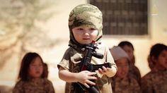 La aparición de videos en los que se ve a menores de edad en campos de entrenamiento del grupo Estado Islámico generó preocupación mundial.