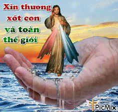 xót Chúa Giêsu thương