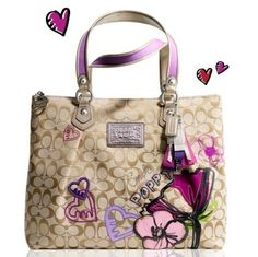 Coach Poppy collection