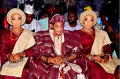 Alaafin of Oyo, age 80 Welcomes Two sets of Twins from Wives