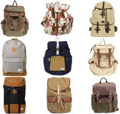 #fashion #bags #backpacks