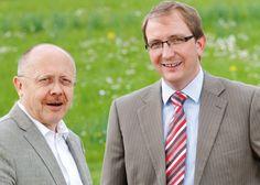 SPD-Landratskandidat Markus Bauer (Website: www.markus-bauer.biz)