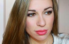 maquillaje ojos bronce www.mylilacmirror.com