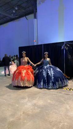 Quinceanera, Bridal and Prom Dresses Xv Dresses, Ball Gown Dresses, Quince Dresses Mexican, Mexican Quinceanera Dresses, Masquerade Ball Gowns, Elegant Dresses, Sweet 15 Dresses, The Dress, Instagram