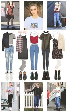 messyandclassy: Requested: Lily-Rose Depp style guide.