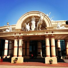 The Trafford Centre in Trafford, Trafford