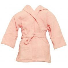 Turkish #Kids Hooded Terrycloth #Pink #Robe   #bathrobeshoppe http://www.bathrobeshoppe.com/