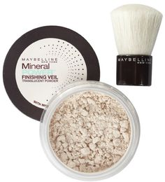 Maybelline Mineral Power Finishing Veil - Translucent Loose Powder with… Beauty Is Fleeting, My Beauty, Beauty Care, Beauty Makeup, Hair Beauty, Shaving & Grooming, Translucent Powder, Finishing Powder, Loose Powder