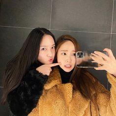 Two nice business partner Jessica & Krystal, Krystal Jung, Jessica Jung, Siblings Goals, Korean American, Instyle Magazine, Kim Woo Bin, Bae Suzy, William Kate