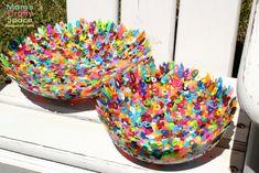 Summer Camp: Perler Bead Bowls - Design Dazzle