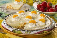 Sunny Party Pie   mrfood.com