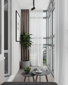 Variety of balcony design Vielzahl von Balkon-Design Decor, House Styles, House Design, Interior Design Living Room, House Interior, Apartment Balcony Decorating, Home Deco, Home, Apartment Design
