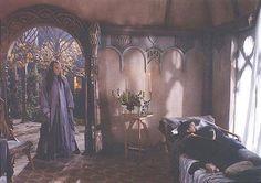 Rivendell - Arwen's chamber