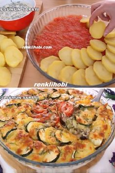 Turkish Kitchen, Cooking Recipes, Healthy Recipes, Iftar, Macaroni And Cheese, Salad Recipes, Food And Drink, Yummy Food, Ethnic Recipes
