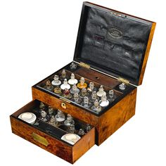 Domestic Medicine Chest By Thompson U0026 Capper | See More Antique And Modern  Apothecary Cabinets At
